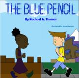 The Blue Pencil Cover ONLY