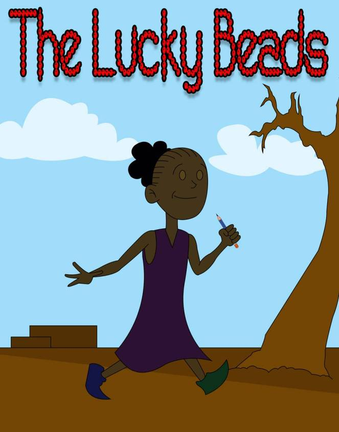cover draft - the lucky beads